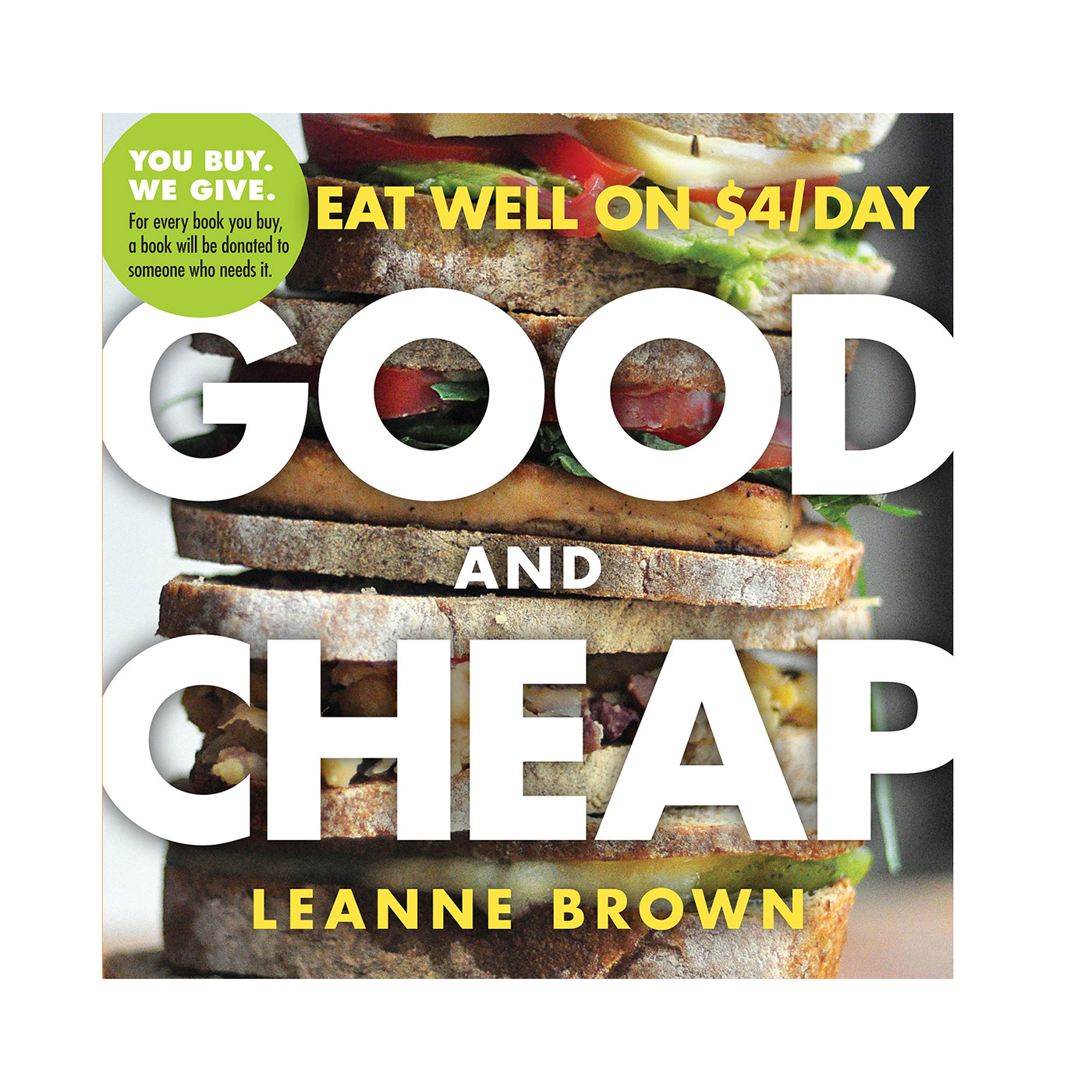 Support our students umass lowell leanne browns good and cheap eat well on 4day cookbook forumfinder Gallery