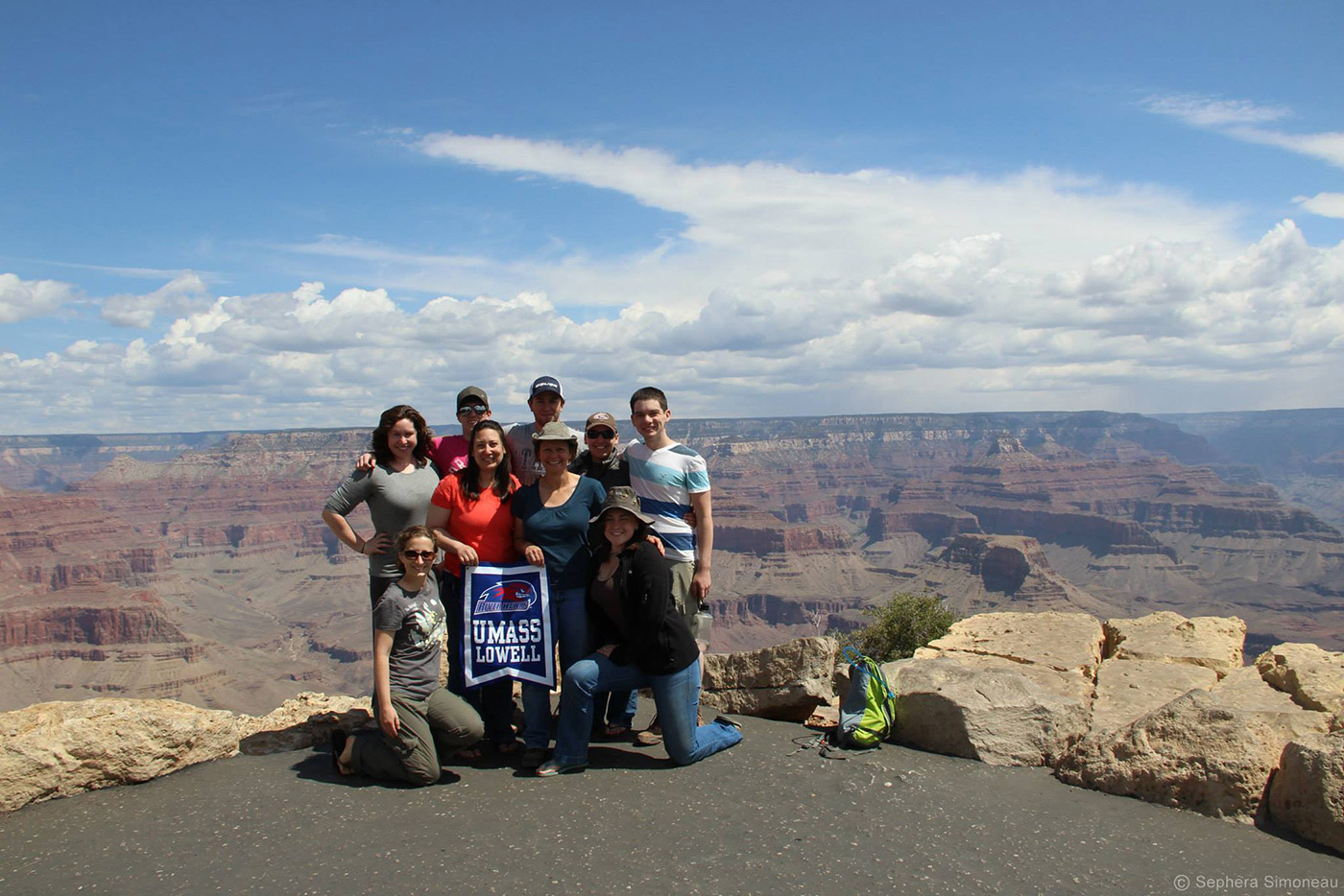 EEAS trip to the Grand Canyon in 2013.