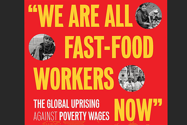 Cover image from We are all Fast Food Workers Now