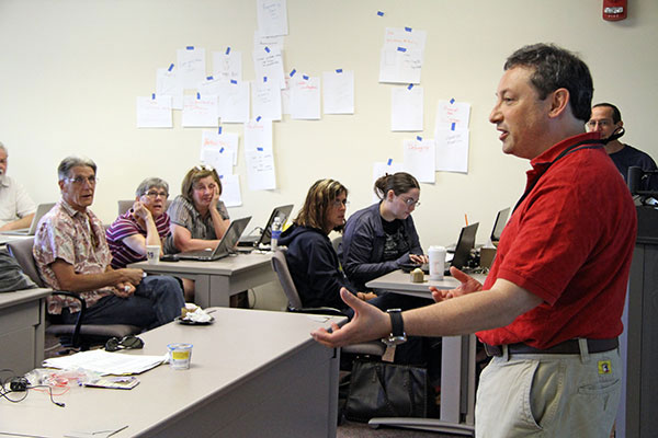 UMass Lowell Computer Science Prof. Fred Martin is organizing a first-ever conference for educators that will explore innovative ways to teach computer science to elementary, middle- and high-school students.