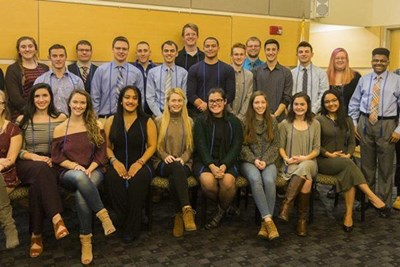 25 Haverhill High students who have earned a total of more than 700 college credits from Northern Essex Community College