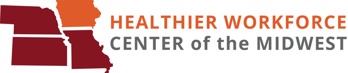 The Healthier Workforce Center of the Midwest represents a partnership of the University of Iowa's College of Public Health, Washington University in St. Louis, and the Nebraska Safety Council. The HWCMW  is one of six Total Worker Health Centers of Excellence funded by the National Institute for Occupational Safety and Health.