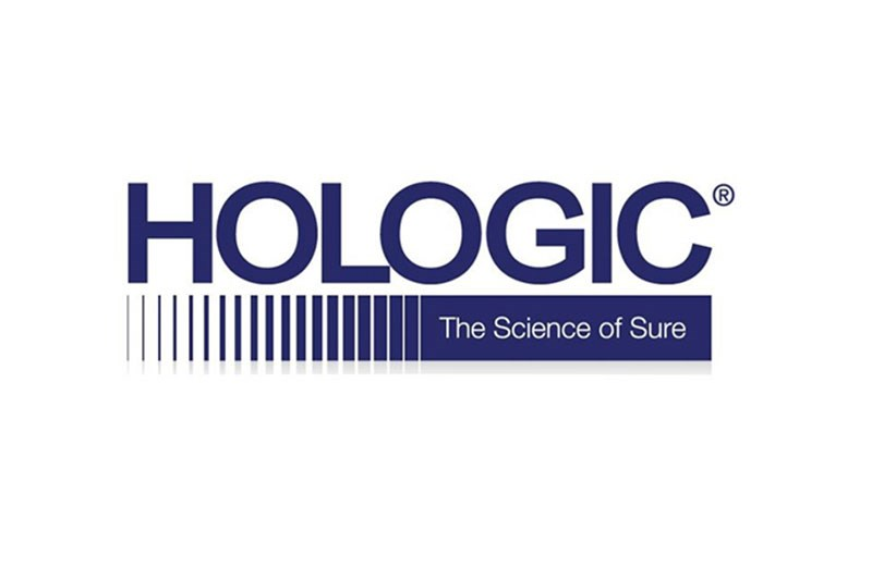 Hologic logo_Hologic offers options for screening, detection, and treatment that provide a continuum of healthcare solutions for women.