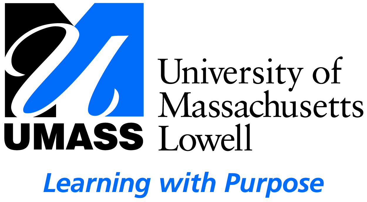 UMass Lowell - Learning With Purpose Logo