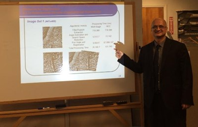 Imran Vakil defended his Ph.D dissertation thesis