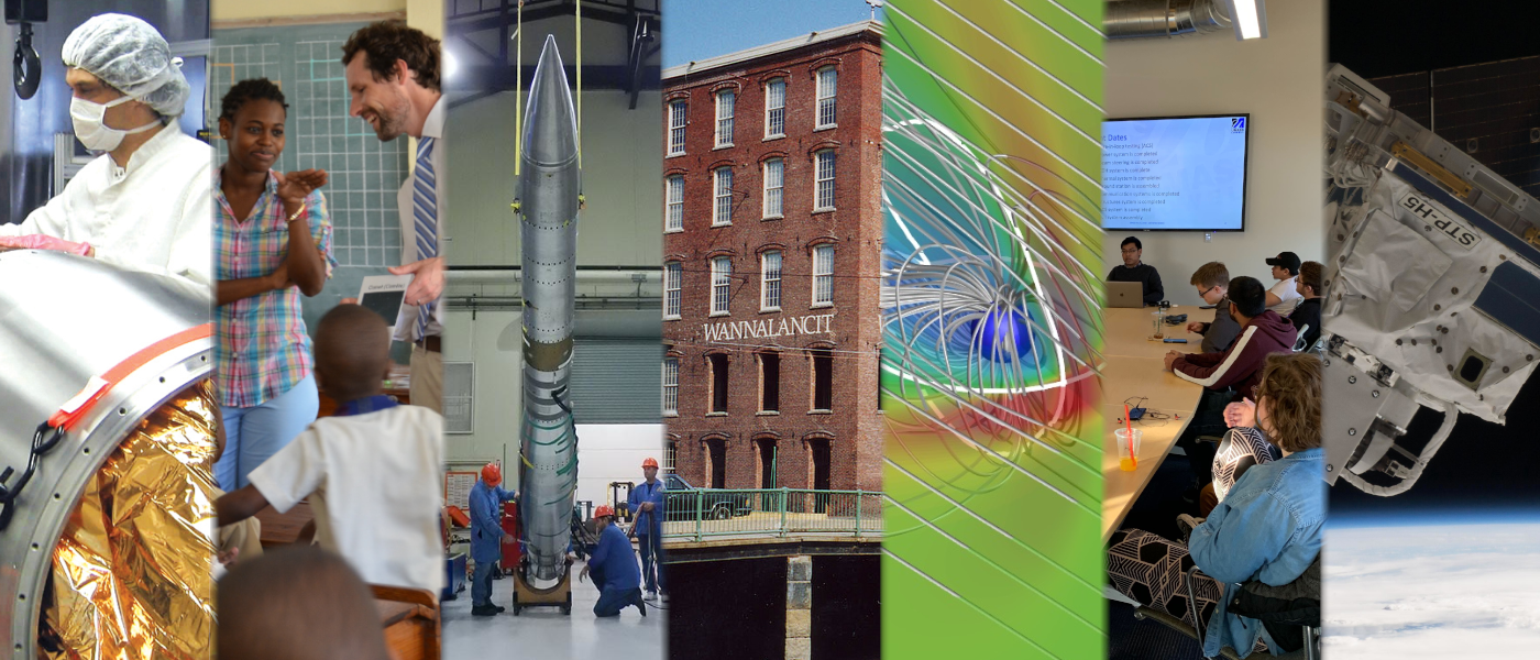 lowell center for space science and technology header