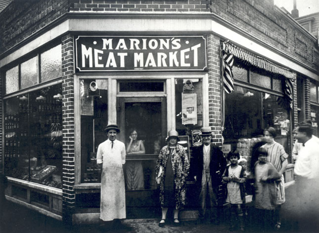 Marion's Market in Lowell's Little Canada neighborhood