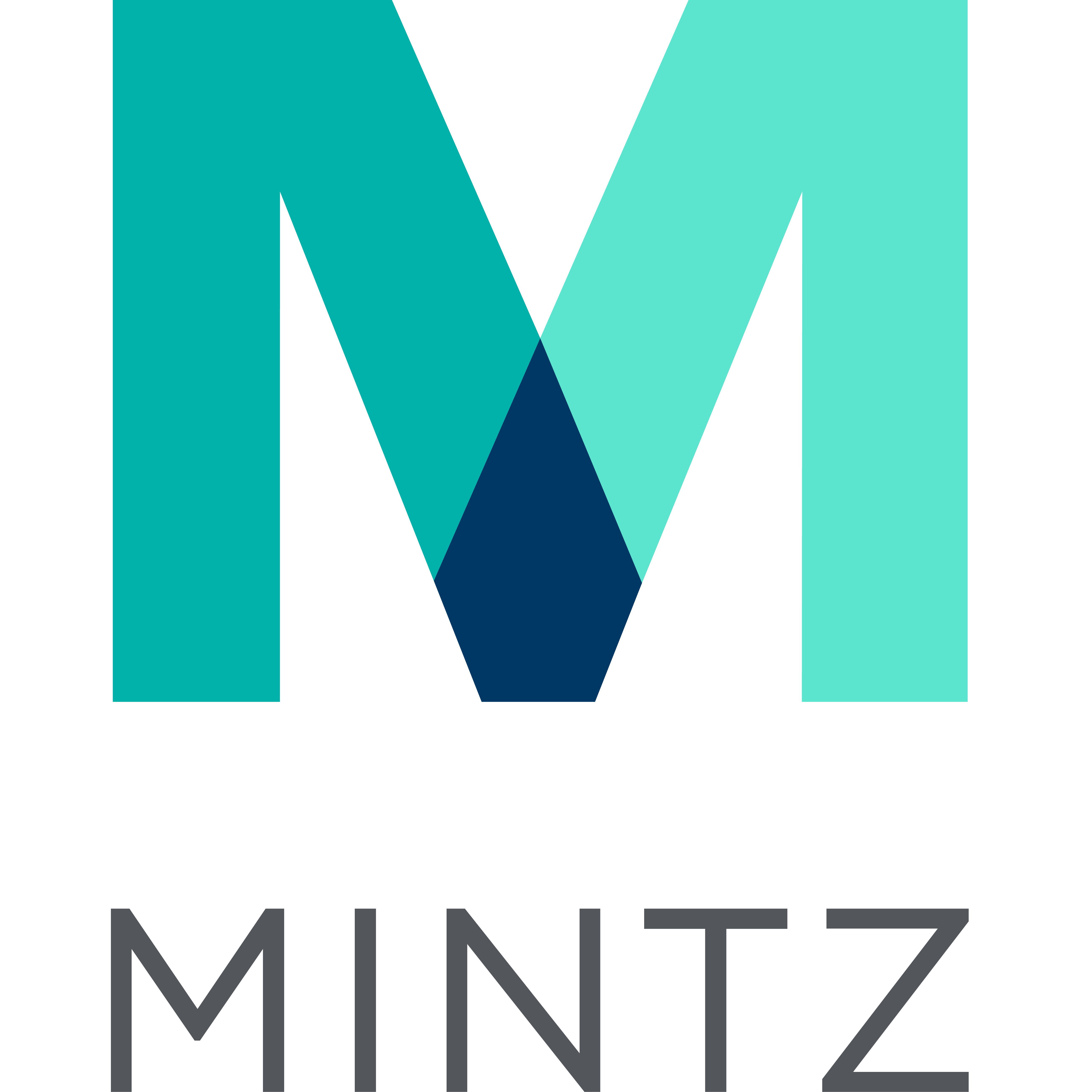 Mintz Logo_Mintz is an Am Law 100 law firm with 500 attorneys serving clients worldwide.