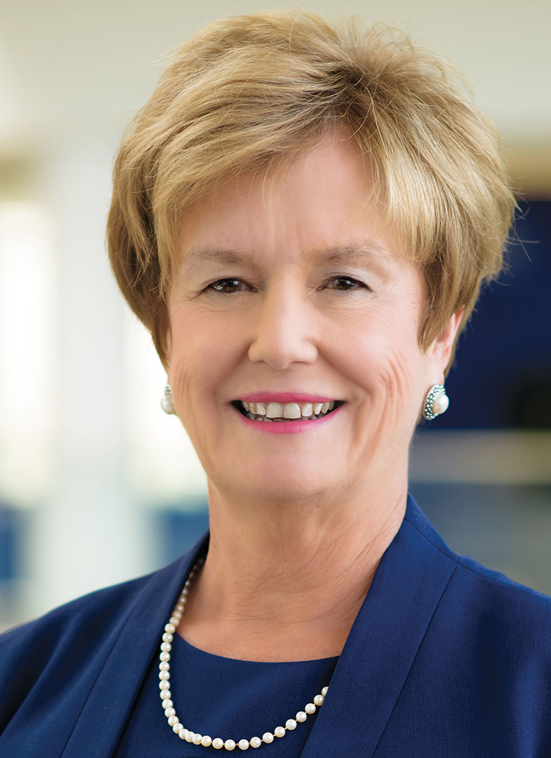 UMass Lowell Chancellor Jacqueline Moloney