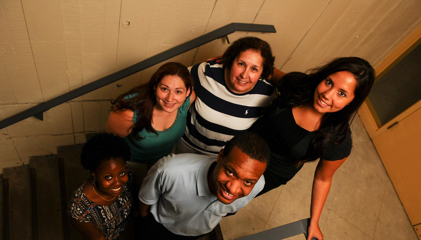 Multicultural employees at UMass Lowell