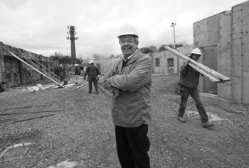 Jim McClutchy, manager of Soho Development/Sun photo by Tory Germann