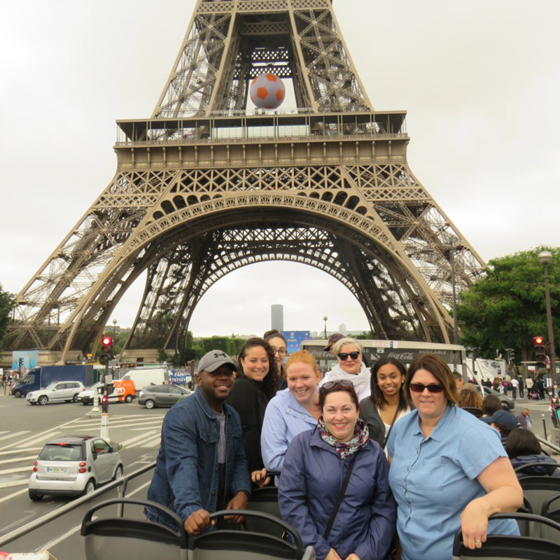 Modernism in French Art and French Cinema and Society are the two components of a two-course prospectus for Summer 2016 Study Abroad in Paris... many of the lessons and discussions for both classes will be taught simultaneously or concurrently while visiting various sites in France.