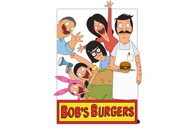 "The main characters of ""Bob's Burgers."""