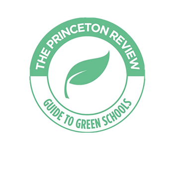 The Princeton Review ranks the top 50 Green Colleges, plus reported sustainability information from over 300 more schools. From solar-powered dorms to clean energy career prep, find out the different ways campus life is going green.