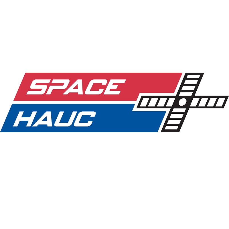 Red and blue logo for the SACE HAUC program