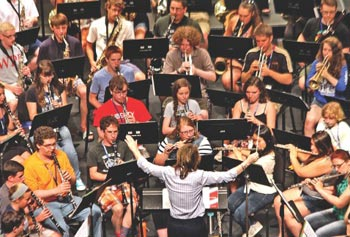 Band Camp Forges Melodic Memories