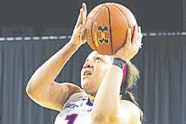 Kayla Gibbs is one of the top returning starters for the UML women's basketball team, which opens up Friday night at Towson State.