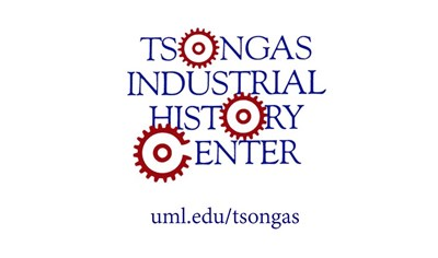 Tsongas Industrial History Center logo