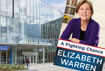 Sen. Warren to Speak at UMass Lowell