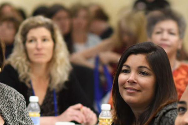 "More than 300 professionals will gather at UMass Lowell on Tuesday, June 19 for ""The Power and Potential of Women,"" this year's sold out Women's Leadership Conference."