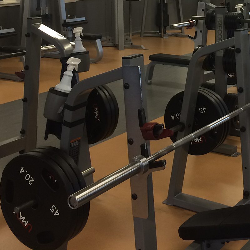 weight-lifting benches