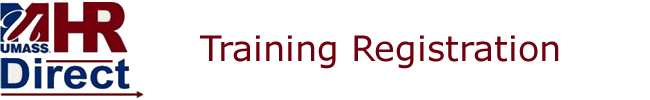 HR Direct Training Registration Logo